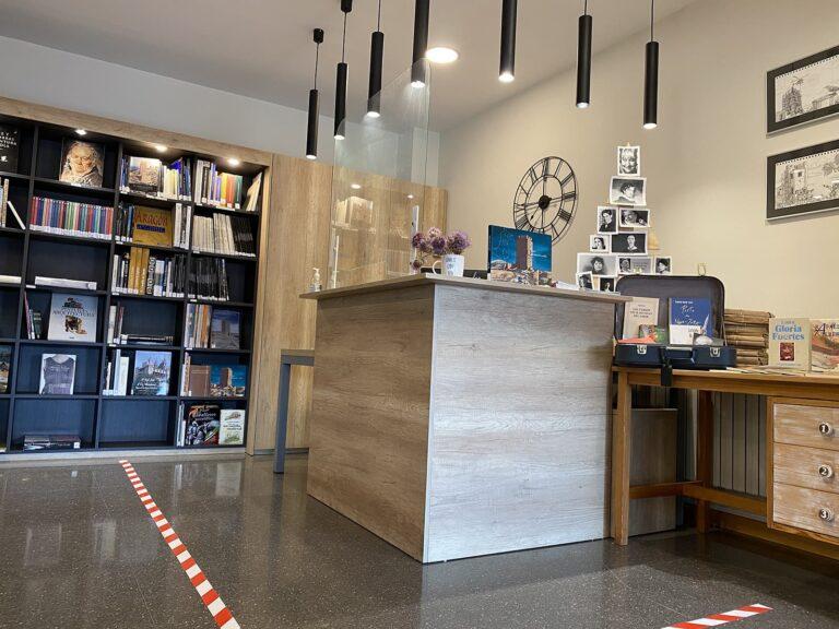 Biblioteca Cadrete