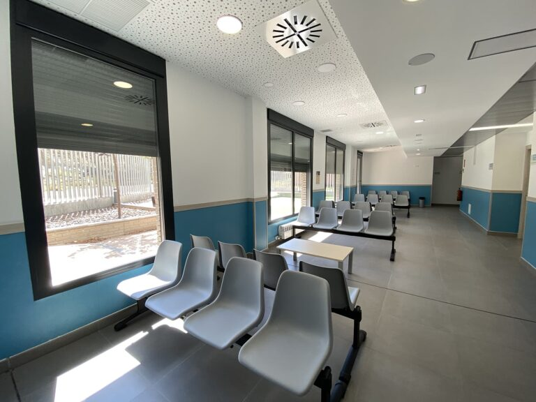 sala de espera planta baja