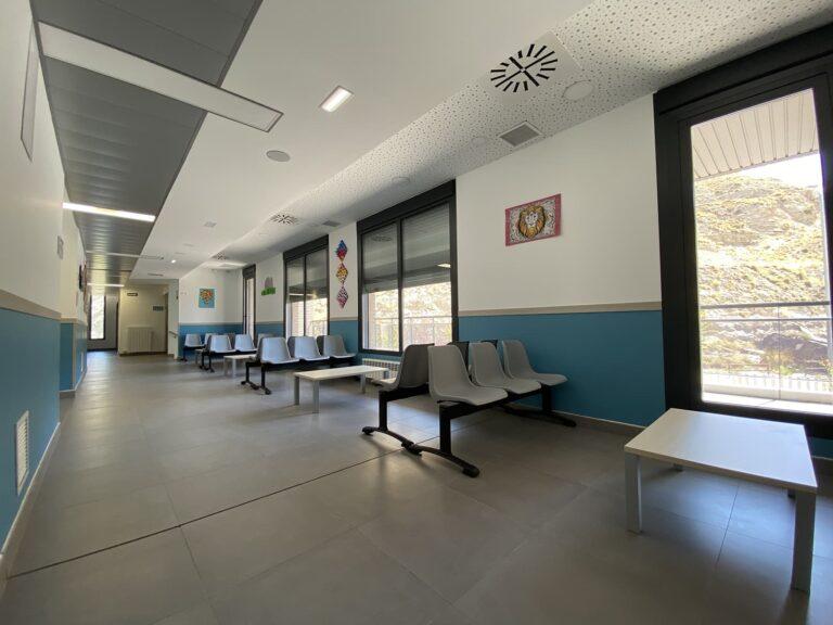 sala de espera planta primera 2