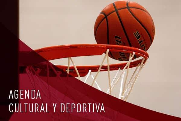Agenda cultural y deportiva