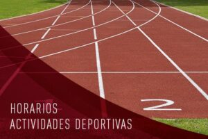 Horarios Actividades Deportivas 2020/21