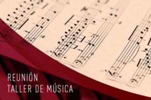 TALLER DE MUSICAA