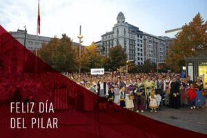 Feliz día del Pilar