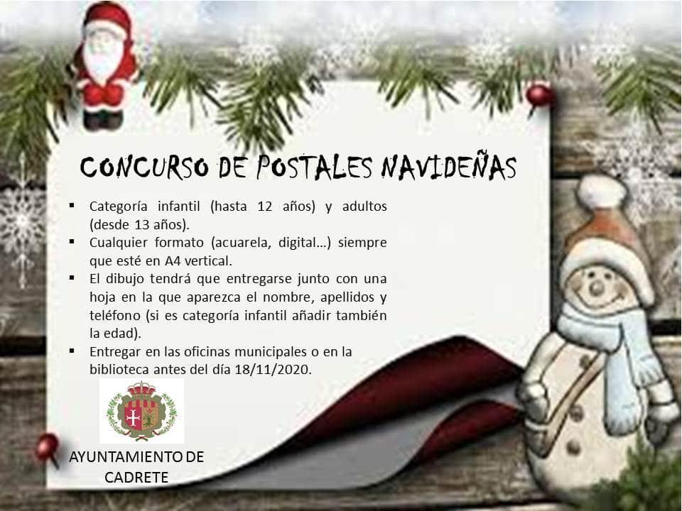Concurso tarjeta navideña
