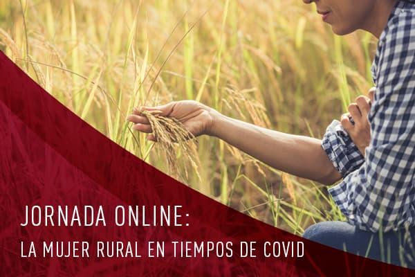 mujer rural covid