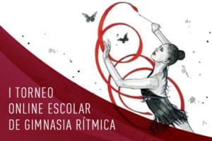 I Torneo online escolar gimnasia rítmica