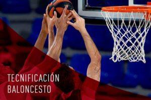 tecnificacion baloncesto