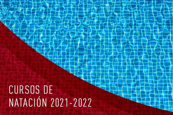 Cursos de natación 2021-2022