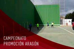 Campeonato de Promoción Aragón de Frontón