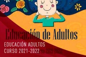 educación de adultos curso 2021-2022