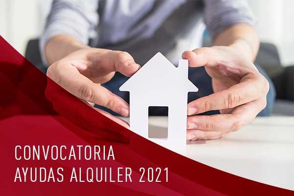 AYUDAS ALQUILER 2021